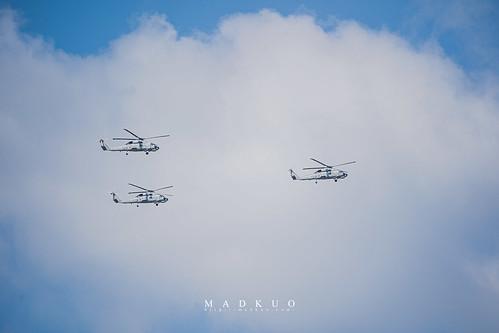 2019國慶-反潛直升機