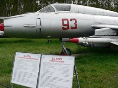 "Sukhoi Su-17M3 2 • <a style=""font-size:0.8em;"" href=""http://www.flickr.com/photos/81723459@N04/48933558603/"" target=""_blank"">View on Flickr</a>"