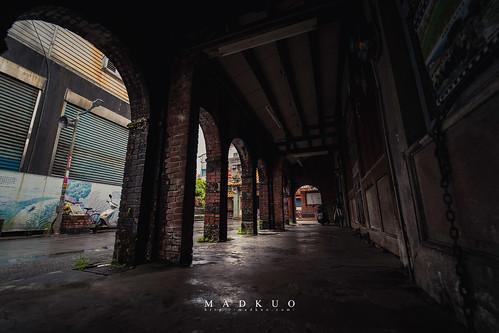 頭城短短一條,難得沒有商業化的老街。