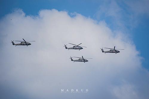 2019國慶-黑鷹直升機