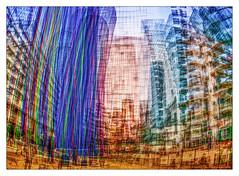 Sur la Défense (Briren22) Tags: architecture formes abstrait immeubles paris défense