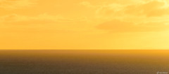 Glowing Sky (Ken Mickel) Tags: clouds coast hawaii kaanapali kenmickelphotography landscape maui ocean outdoors seascape sky waterscape photography sunset water lahaina unitedstatesofamerica