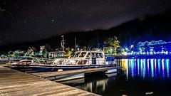 #Night - 7585 (✵ΨᗩSᗰIᘉᗴ HᗴᘉS✵84 000 000 THXS) Tags: night boat water stars belgium europa aaa namuroise look photo friends be yasminehens interest eu fr party greatphotographers lanamuroise flickering sony sonyilce7m3