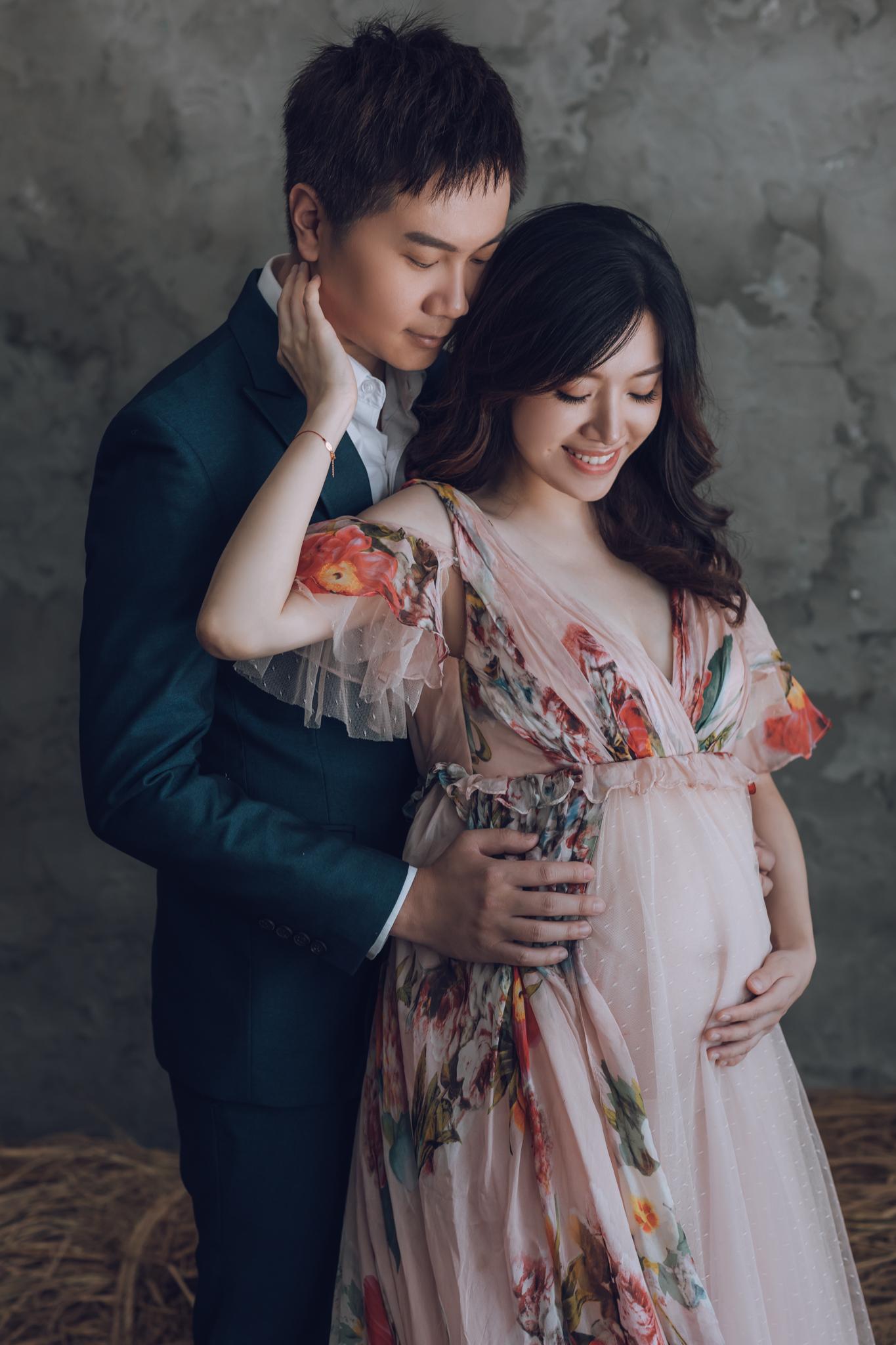 《孕婦寫真》小嵐 / 攝影師 Eric Yeh / 良大攝影工作室
