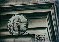Architecture Reflected (yoyomaoz) Tags: petermaynard lifeinshadows nikond70s nikkor2885mmf3545 processedinlightroom nikplugins adelaide