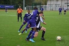 Season 2019-2020: U18 Anderlecht - Charleroi