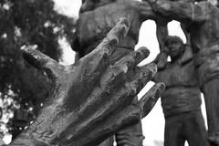 City of Human Towers - Monument als castellers - Tarragona, Catalonia, Spain - Oct 2019 (Dis da fi we) Tags: monument als castellers tarragona catalonia spain city human towers