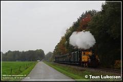 MBS 6, Boekelerveld (20-10-2019) (Teun Lukassen) Tags: museum buurtspoorweg mbs 2019 lameuse magda ncs haaksbergen boekelo trains züge treinen
