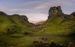 Fairy Glen Skye (Carol Marshy Photography) Tags: fairy faerie castle skye green grass spiritual haunting
