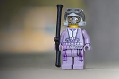LEGO Zam Wesell (weeLEGOman) Tags: lego zam wesell bounty hunter clone wars star rare minifigure toy macro photography uk nikon d7100 105mm robert rob trevissmith weelegoman