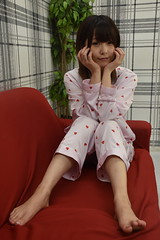 Fresh Photo Session (ジェローム) Tags: tokyo japan japanese girl woman asia asian pajama studio photography