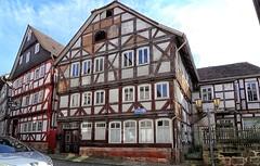 Treysa (wernerfunk) Tags: fachwerk altstadt architektur village hessen