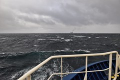 Poor day at the Lancaster Oil Field 19-10-2019 (Iain Maciver SY) Tags: oil oilindustry oilexploration ship scotland sea vessel bluewater supplyvessel maritime marine ocean