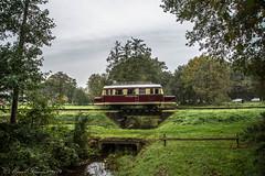 MBS Wismar railbus, Stepelo (cellique) Tags: mbs museumbuurtspoorweg wismar railbus schienenbus najaarsstoomdag treinen museumtrein spoorwegen eisenbahn zuge railway train