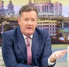Where is Piers Morgan and why isn't he on Good Morning Britain today? (ajfamoustk) Tags: where is piers morgan why isn't he good morning britain today images google entertainment gr8pic
