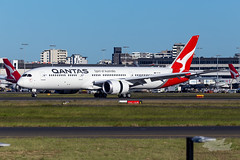 VH-ZNI QF B789 16R YSSY-8608 (A u s s i e P o m m) Tags: sydney newsouthwales australia boeing syd qantas qf b789 qf7879 sydneyairport yssy