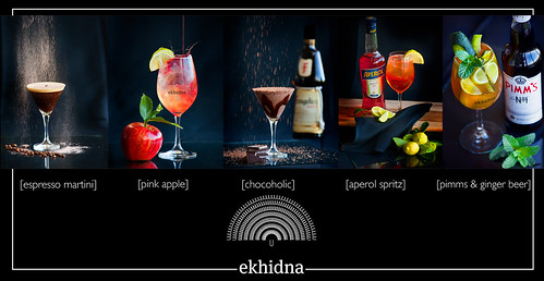 Cocktail Line Up