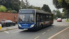 Stagecoach South 36015 (GX07 FXC) Chichester 21/10/19 (jmupton2000) Tags: gx07fxc alexander dennis enviro 200 dart stagecoach south uk bus southdown coastline sussex