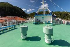 Naha - Tokashiki Ferry (twomphotos) Tags: okinawa japan sea ocean blue culture nature tokashiki