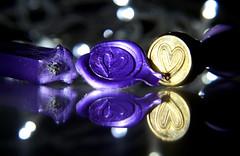 Sealed with love (robbie466) Tags: stationery macromonday macromondays hmm