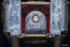 Stapler. (Digifred.nl) Tags: macromondays stationery digifred 2019 nederland netherlands pentaxk5 hmm macro macrophotography closeup nietmachine kantoor stapler office staples