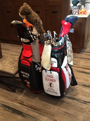 """TPC River Highlands, PGA Tour Players Bags (rbglasson) Tags: """"tpc river highlands"""" cromwell connecticut golf landscape apple """"iphone 6"""""""