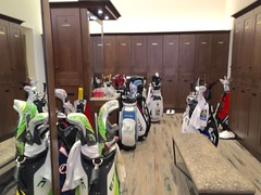 "TPC River Highlands, PGA Tour Players Locker Room (rbglasson) Tags: ""tpc river highlands"" cromwell connecticut golf landscape apple ""iphone 6"""