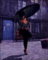 walk to the rain to hide the tears (Sura Broken) Tags: catwa dura itgirls jessposes maitreya ymshop