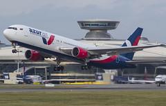 VP-BUV Azur Air Boeing 767-3Q8(ER) (Nathan_Ivanov) Tags: airplane aircraft aviation planespotting vko vnukovo uuww boeing boeing767