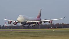 EI-XLF Rossiya - Russian Airlines Boeing 747-446 (Nathan_Ivanov) Tags: airplane aircraft aviation planespotting vko vnukovo uuww boeing boeing747