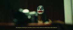 Happy V2... (dark.indigo) Tags: portrait people self selfportrait male movie film kodak grain cinema cinematic clown makeup cosplay dark moody mood dramatic joker dc mirror