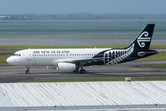 Air New Zealand Airbus A320-232; ZK-OJO (Aero Icarus) Tags: aucklandinternationalairport akl auckland newzealand avion aircraft flugzeug