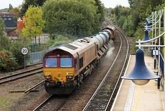 EWS - DB Cargo 66079 & 66206 - Mansfield Woodhouse (the mother '66' 66001) Tags: dbschenker dbcargo ews rhtt 3j89 toton sandiacre mansfield mansfieldwoodhouse class66 66206 66079 robinhoodline ukrailways nottinghamshire nottinghamshirerailways networkrail rail