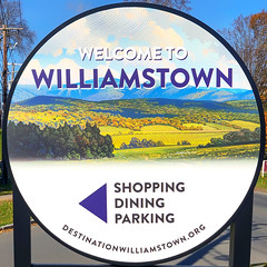 Welcome to Williamstown (Timothy Valentine) Tags: squaredcircle 1019 townof vacation 2019 berkshires sign williamstown massachusetts unitedstatesofamerica