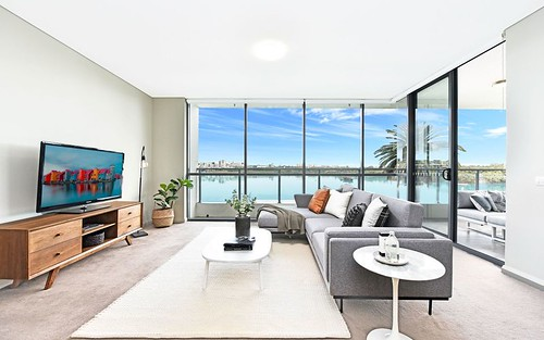 201/23 The Promenade, Wentworth Point NSW