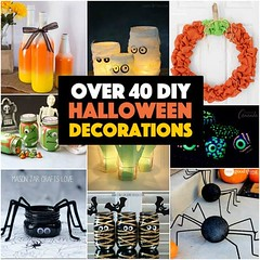 42 DIY Halloween Decorations (Lisa Poor) Tags: art artist artsandcrafts bhfyp craft crafter crafting crafts crafty creative decor design diy diycrafts doityourself etsy etsyshop flowers giftideas gifts handcrafted handmade homedecor homemade instagood isleofman love painting papercraft papercrafts