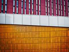Colours and lines (Steve Brewer Photos) Tags: manchester uk cityscapes cityscape city urban town architecture building buildings