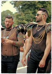 Brighton Community Pride 2019 (pg tips2) Tags: lgbtq lgbt community costumes colour brighton pride