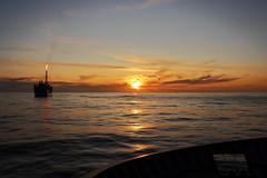 Lancaster Oil Field 17-10-2019 (Iain Maciver SY) Tags: sunset scotland ship sea supplyvessel oil oilindustry ocean oilexploration calm lancasterfield atlantic weather