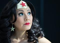 Wonder Woman @ Comic Con LA 2019 (plume-rider (randomly on-line)) Tags: wonderwoman comicconla 2019 lightroom sony a7ii