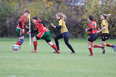 Photo of Harlow Ladies Rugby Team VS Hampstead Ladies Rugby Team Game 12-11-2017 (219)