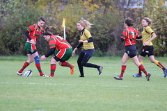 Photo of Harlow Ladies Rugby Team VS Hampstead Ladies Rugby Team Game 12-11-2017 (221)