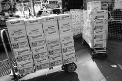 Who But W.B. Mason (Zach K) Tags: wb mason who but whobutwbmason paper trucks carts copying delivery street nyc manhattan midtown west black white bw office supplies fujifilm fuji xpro2 xf18mmf2 xf18mm acros