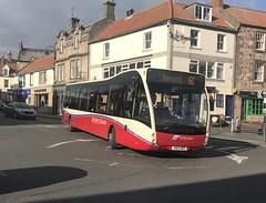 Borders Buses Optare Versa YA13AEE 11304 (Daniely buses) Tags: service60 optarebus optare wcm westcoastmotors 11304 ya13aee optareversa bordersbuses