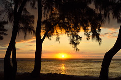 Hermitage beach, Reunion Island (clasch) Tags: plage hermitage réunion island france sunset landscape paysage reunion ocean seascape nature nikkor 1224 nikon d7000 ermitagelesbains ermitage beach