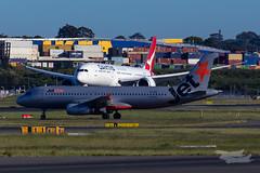 VH-ZNI QF B789 16R YSSY-8590 (A u s s i e P o m m) Tags: sydney newsouthwales australia boeing qantas qf b789 qf7879 syd sydneyairport yssy