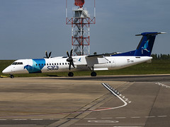SATA - Air Açores | Bombardier DHC-8-402Q Dash 8 | CS-TRD (Bradley's Aviation Photography) Tags: nwi norwichairport norwich egsh aviation aircraft canon70d sataairaçores bombardierdhc8402qdash8 cstrd sata airaçores bombardierdhc8402q dash8