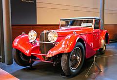 P1090311 (72grande) Tags: alsace mulhouse collectionschlumpf citédelautomobile muséenationale bugatti 57s