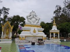 Wat Neranchararam วัดเนรัญชราราม 3 (SierraSunrise) Tags: religion buddism temple wat idol statue seenoevil
