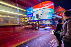 Traffic - Piccadilly Circus, London, UK (davidgutierrez.co.uk) Tags: london photography davidgutierrezphotography city art architecture nikond810 nikon urban travel color night blue photographer tokyo paris bilbao hongkong person people uk bridge londonphotographer twilight bluehour colors colour colours colourful vibrant england unitedkingdom 伦敦 londyn ロンドン 런던 лондон londres londra europe beautiful cityscape davidgutierrez capital structure britain greatbritain ultrawideangle afsnikkor1424mmf28ged 1424mm d810 arts landmark attraction historic iconic icon touristattraction street streetphotography lighttrails traffic 倫敦 trafficpiccadillycircus piccadillycircus